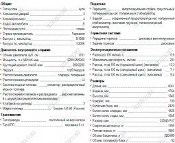 Технические характеристики Audi TT Coupe 1.8 T quattro (8N3), 225