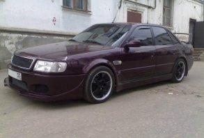 Тюнинг для Ауди С4 — бортжурнал Audi 100 2.8 ●•PANDORA•● 1991