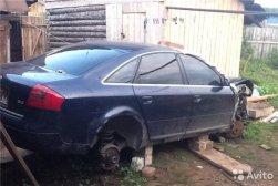 Запчасти Ауди А6 С5 Audi A6 C5 купить в Республике Башкортостан на